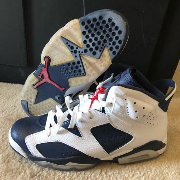 quality design 8d901 83f75 Jordan Other - Air Jordan 6 Retro Olympic  12